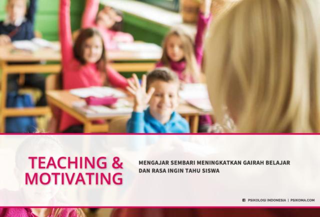 Description: Mengenal Teknik Mengajar Guru Masa Kini